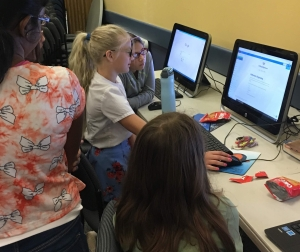 techgirlz workshop